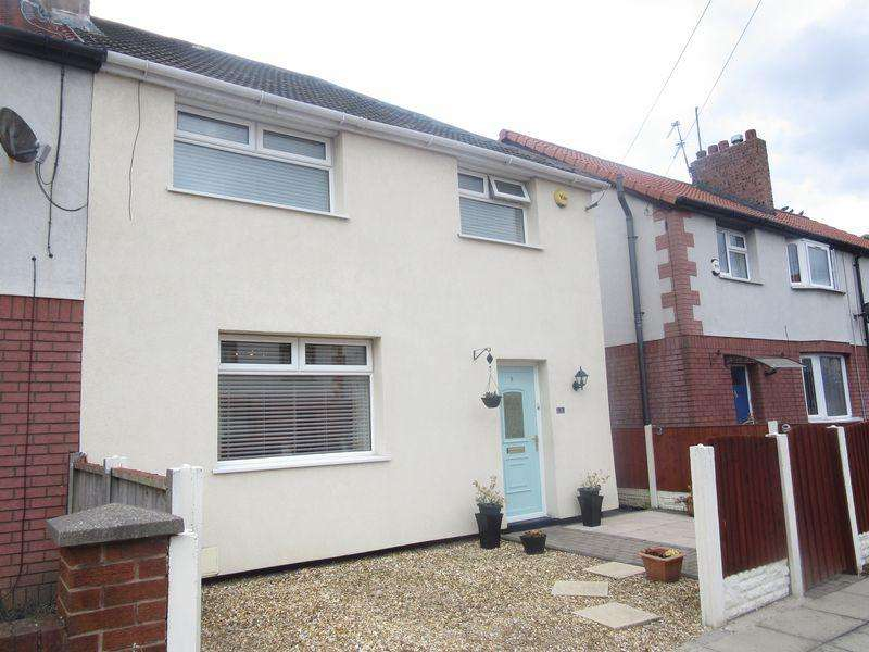 3 Bedrooms Semi Detached House for sale in Lauriston Road, Liverpool, L4 9TP