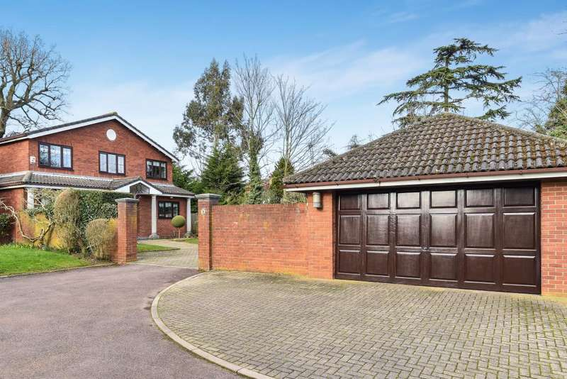 5 Bedrooms Detached House for sale in Golfside Close, Whetstone, N20