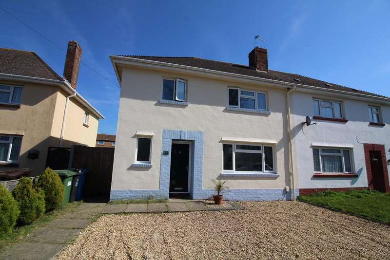 3 Bedrooms Semi Detached House for sale in Hounslow Close, Hamworthy