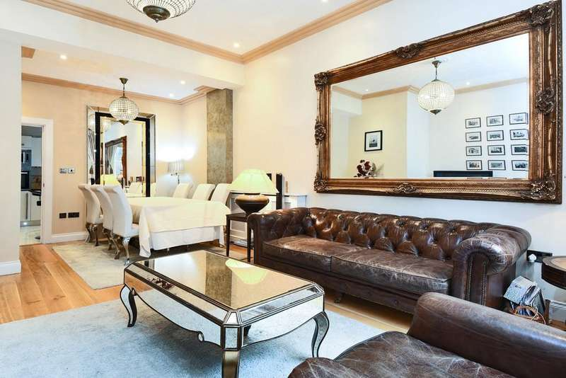 3 Bedrooms Flat for sale in Westminster Green, Dean Ryle St, SW1P