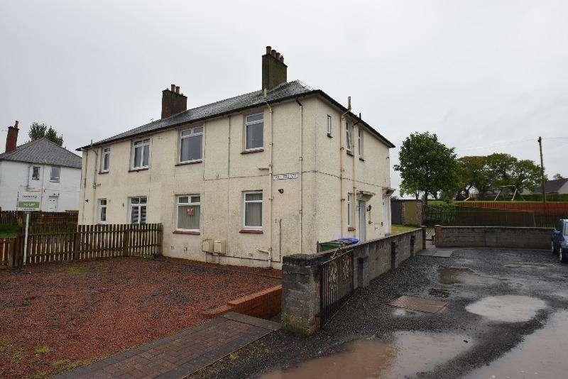 2 Bedrooms Flat for rent in Park Terrace, Coylton, South Ayrshire, KA6 6JN