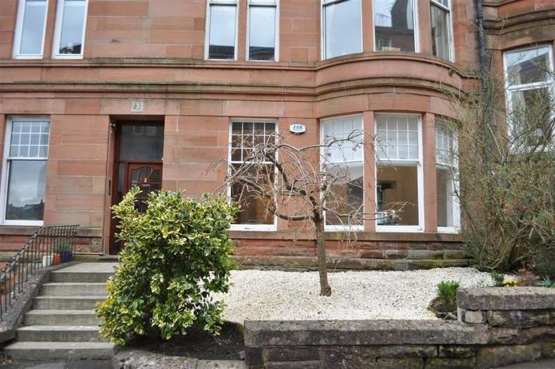 2 Bedrooms Ground Flat for sale in 0/2, 3 Grantley Gardens, Shawlands, G41 3PY