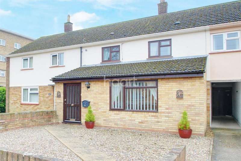 3 Bedrooms Terraced House for sale in Alex Wood Road, Cambridge