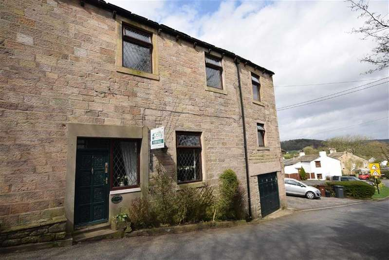3 Bedrooms Semi Detached House for sale in Roughlee, Lancashire