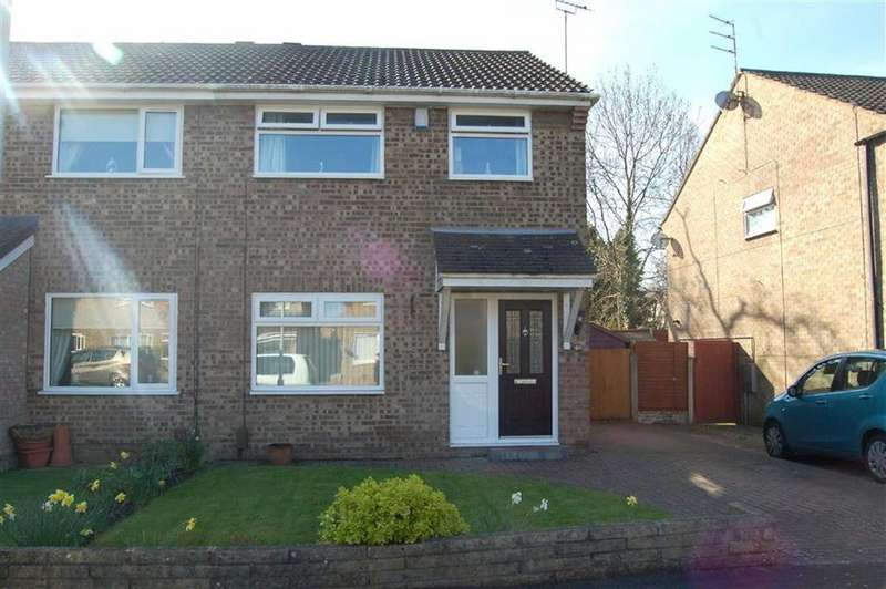 3 Bedrooms Semi Detached House for sale in Northbury Road, Great Sutton, Ellesmere Port