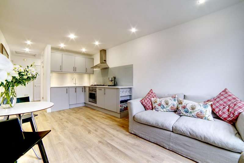 2 Bedrooms Apartment Flat for sale in Brook Drive, SE11