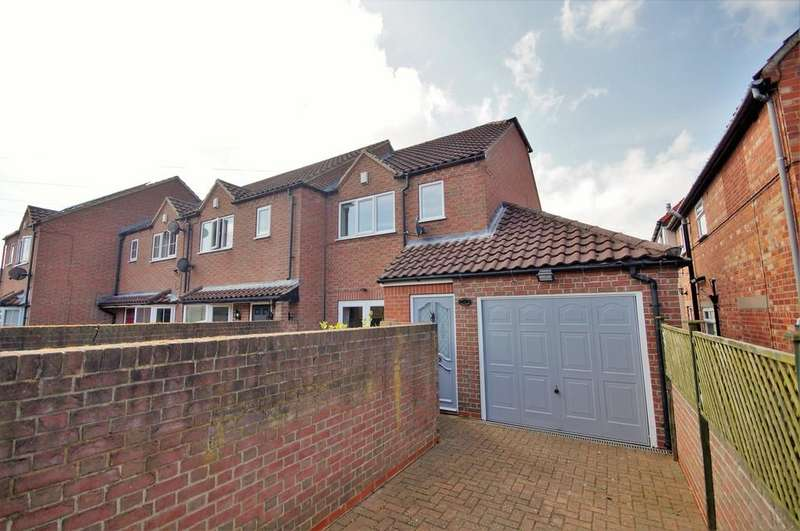 2 Bedrooms End Of Terrace House for sale in Maltkiln Road, Fenton
