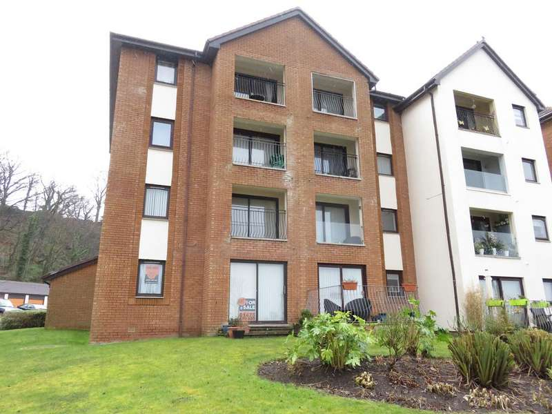 2 Bedrooms Ground Flat for sale in Underbank, Largs, KA30