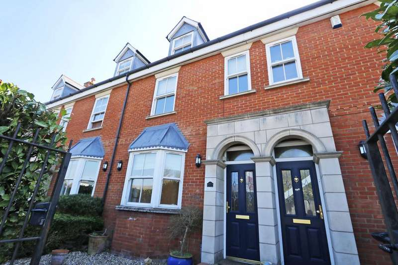 4 Bedrooms Town House for sale in Spa Road, Hockley, Essex