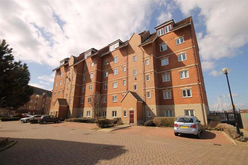 4 Bedrooms Penthouse Flat for sale in Mayflower House, Marina, Hartlepool