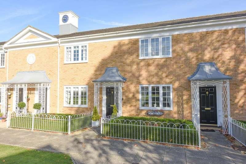 2 Bedrooms Retirement Property for sale in Aspen Square, Weybridge, Surrey, KT13