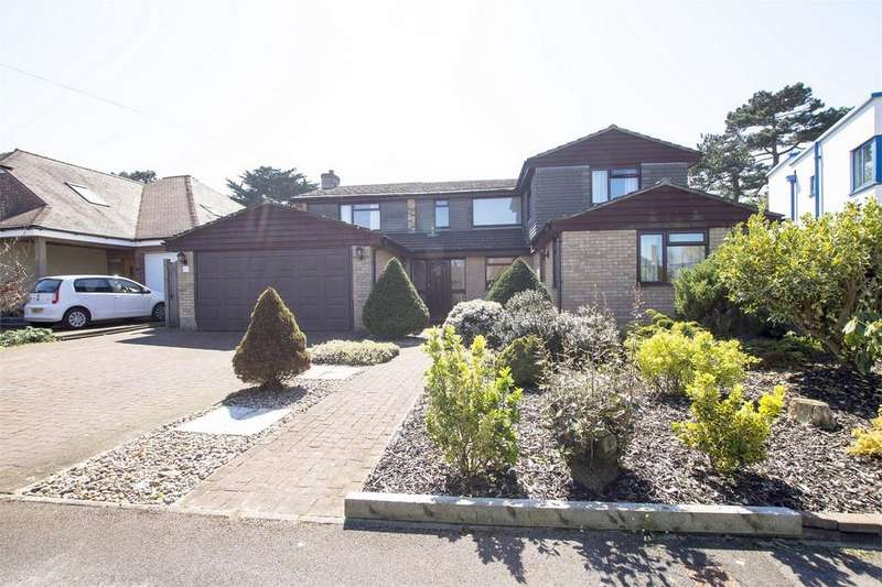 4 Bedrooms Detached House for sale in Little Gays, Hill Head, Hampshire