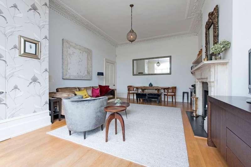 2 Bedrooms Apartment Flat for sale in Nightingale Lane, London