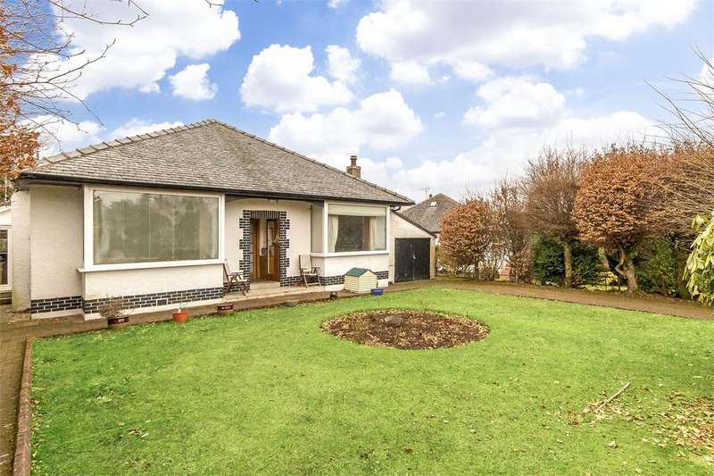 3 Bedrooms Detached Bungalow for sale in 9 Arthurlie Drive, Newton Mearns, Glasgow, G77