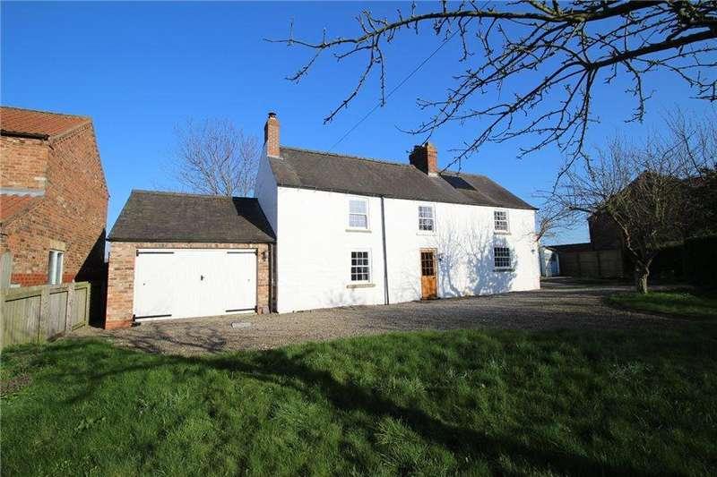 5 Bedrooms Detached House for sale in SCHOOL HOUSE, LEPPINGTON, MALTON, YO17 9RL