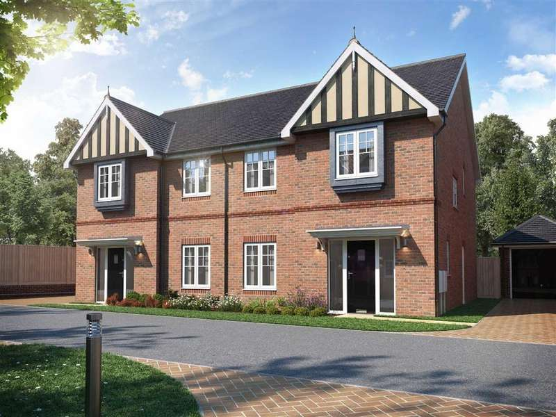 4 Bedrooms Semi Detached House for sale in Off Institute Road, Epping, Essex