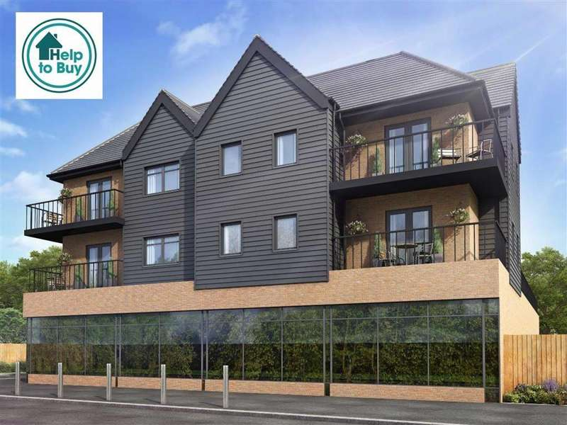 3 Bedrooms Duplex Flat for sale in Revival Court, Epping, Essex
