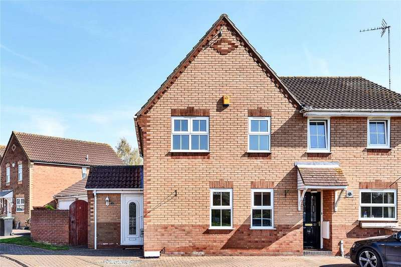 3 Bedrooms Semi Detached House for sale in Anson Close, Skellingthorpe, LN6