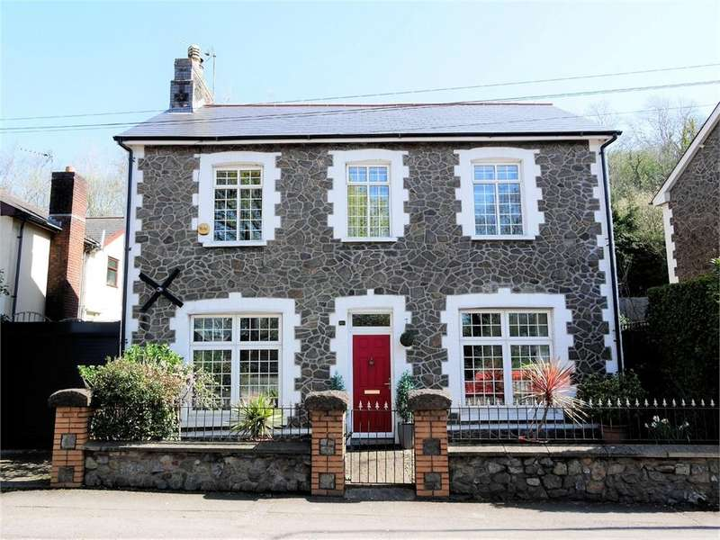 3 Bedrooms Detached House for sale in 161 Windsor Road, Penarth