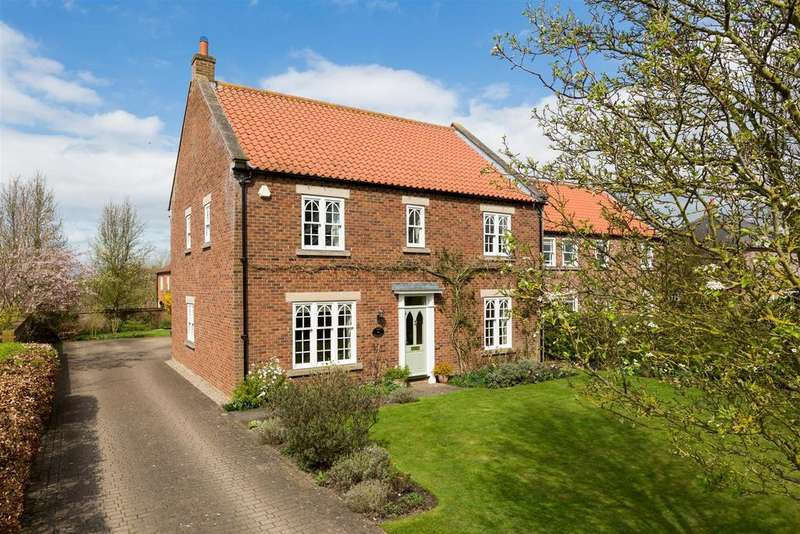 5 Bedrooms House for sale in Oak Grange, Barton Le Willows, York, YO60 7PD