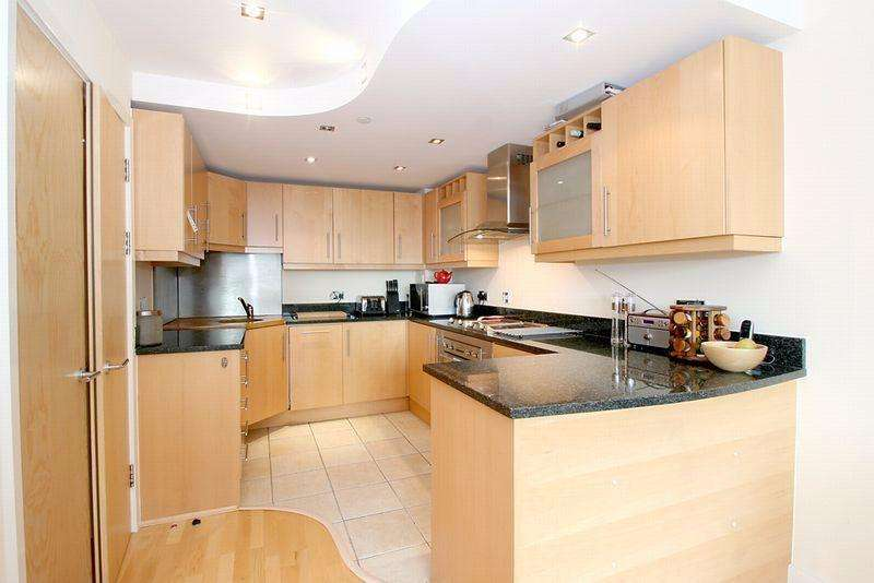 2 Bedrooms Apartment Flat for sale in Millharbour, Canary Wharf, E14