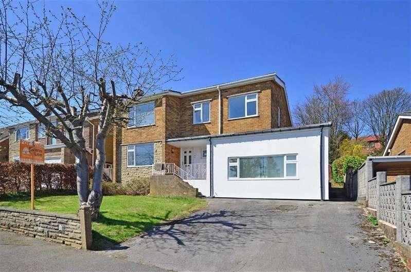 5 Bedrooms Detached House for sale in Stumperlowe Croft, Sheffield, Yorkshire