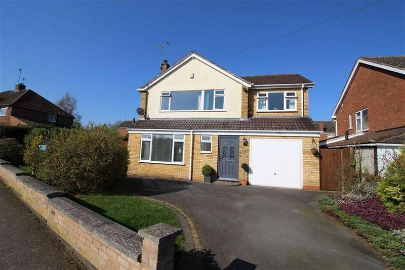 4 Bedrooms Detached House for sale in Offchurch Road, Cubbington, Leamington Spa, CV32