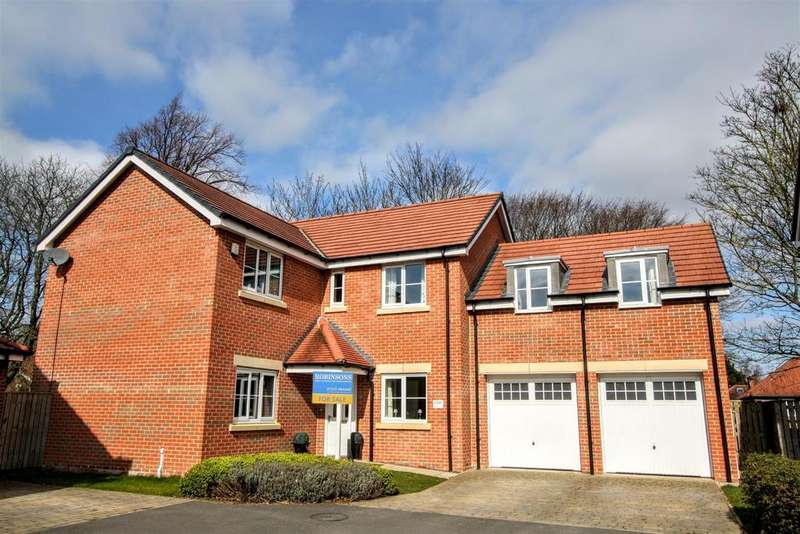 5 Bedrooms Detached House for sale in Glaisdale Court, Darlington