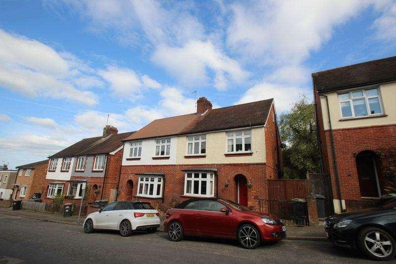 4 Bedrooms Semi Detached House for sale in Woodlands Road, Tonbridge
