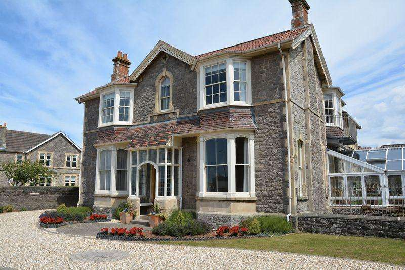 6 Bedrooms Detached House for sale in Uphill Road North, Weston-Super-Mare