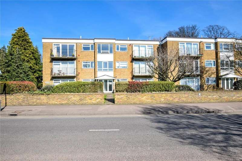 2 Bedrooms Apartment Flat for sale in Bridgeford House, Cassio Road, Watford, Hertfordshire, WD18