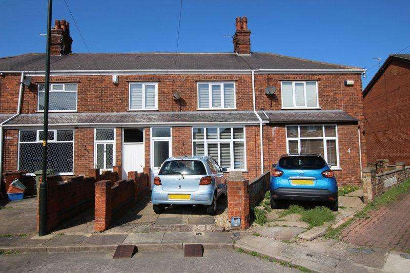 3 Bedrooms Terraced House for sale in JENNER PLACE, CLEETHORPES
