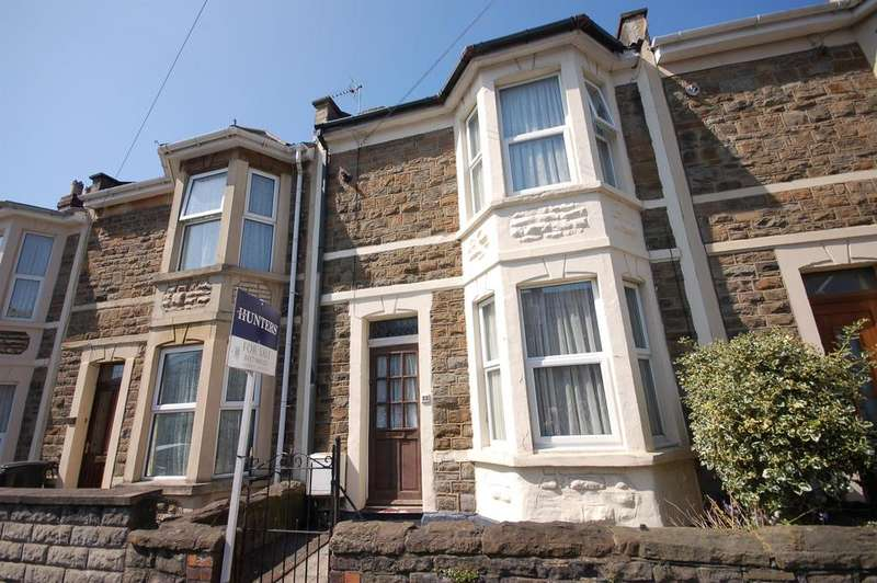 3 Bedrooms Terraced House for sale in St Annes Road, St George, BS5 8RB