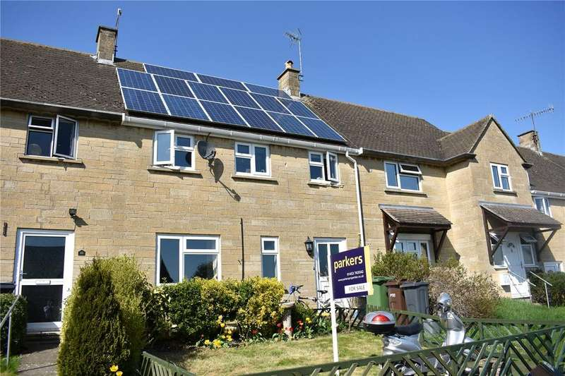 3 Bedrooms House for sale in Keats Gardens, Stroud, Gloucestershire, GL5