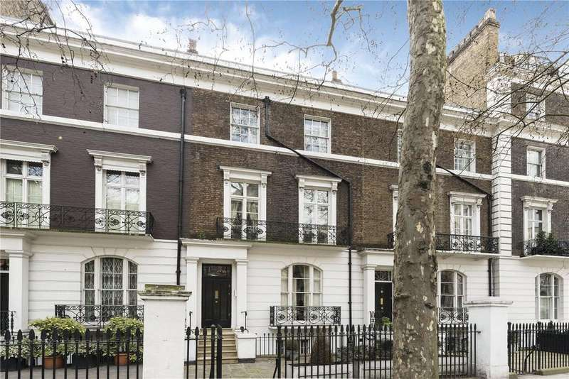 5 Bedrooms Terraced House for sale in Thurloe Place, London, SW7