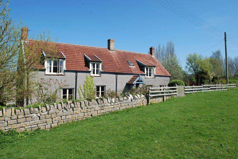 3 Bedrooms Detached House for sale in Blackford, Wedmore