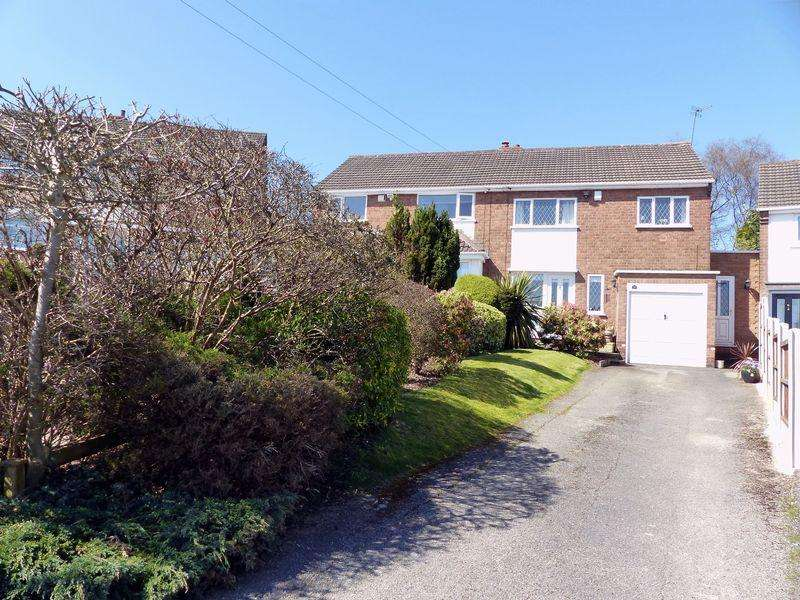 3 Bedrooms Semi Detached House for sale in Garnet Avenue, Great Barr