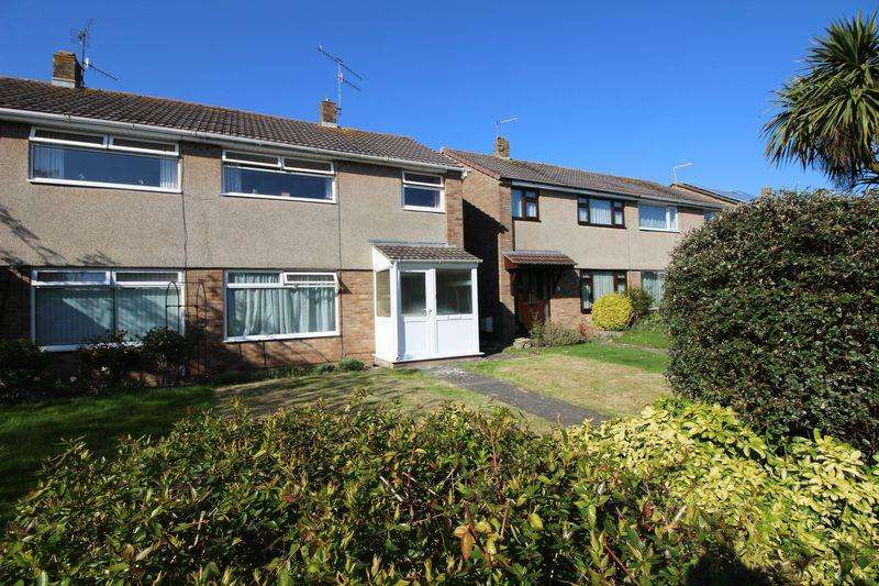3 Bedrooms Semi Detached House for sale in Brendon Gardens, Nailsea