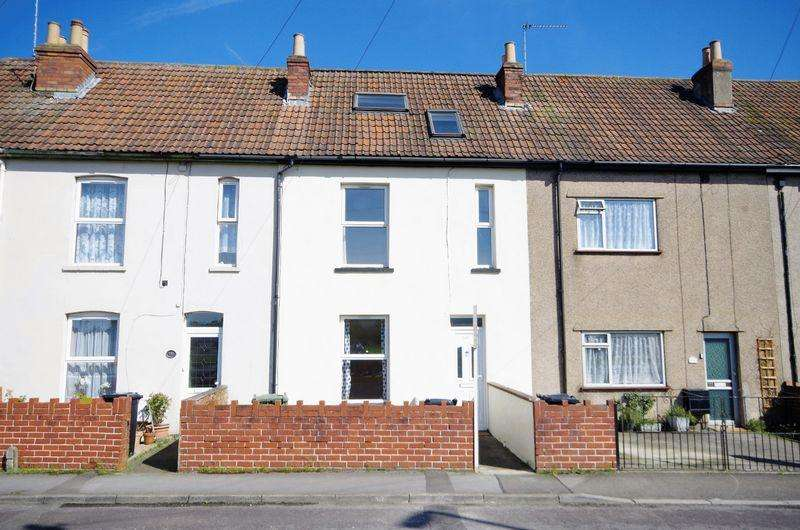 3 Bedrooms Terraced House for sale in Gloucester Road, Bristol