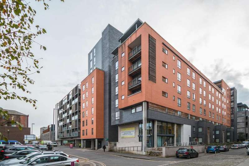 2 Bedrooms Apartment Flat for sale in Arundel Street, Castlefield, Manchester, M15
