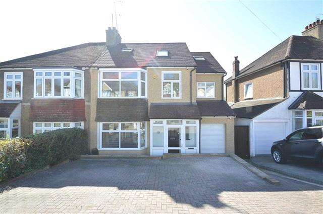 5 Bedrooms Semi Detached House for sale in St Andrews Road, Coulsdon