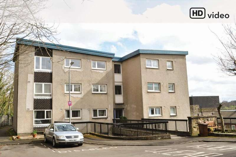 2 Bedrooms Apartment Flat for sale in Scott Avenue, Bowling, West Dunbartonshire, G60 5BA