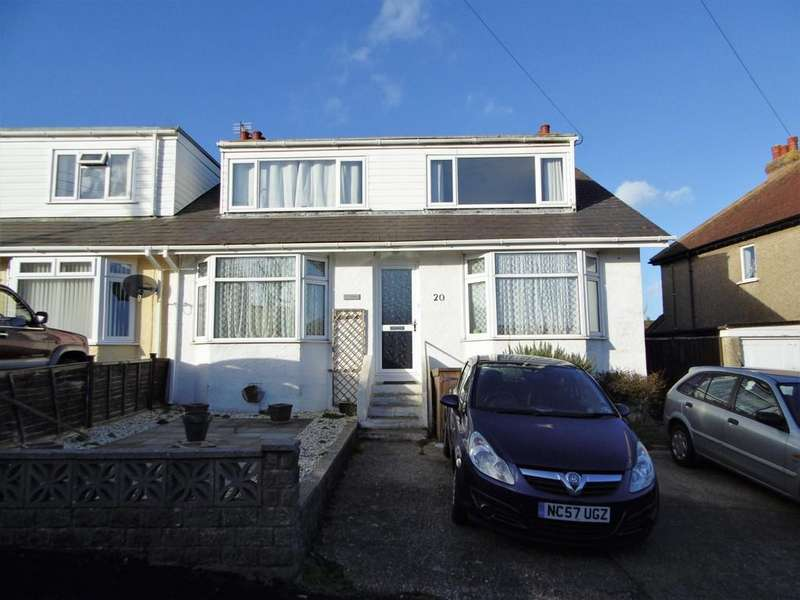 3 Bedrooms Semi Detached House for sale in Townsend Road, Seaton