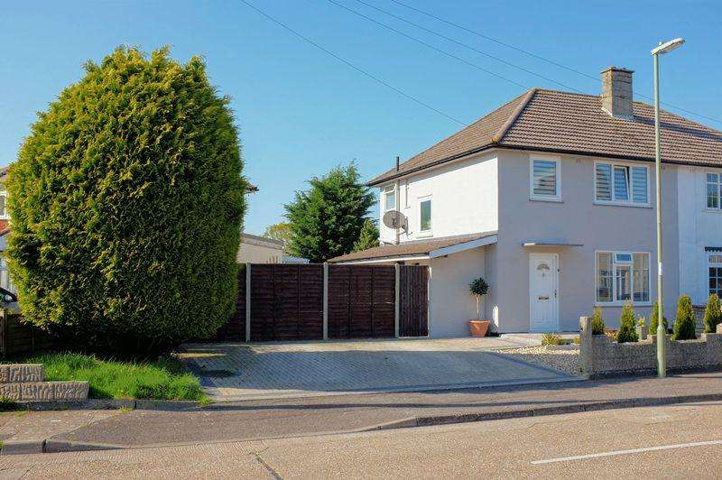 3 Bedrooms Semi Detached House for sale in Founders Way, Gosport