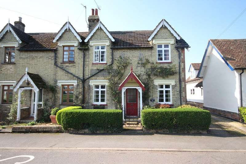 4 Bedrooms Semi Detached House for sale in Rectory Road, Campton, SG17