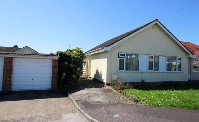 3 Bedrooms Semi Detached Bungalow for sale in Shearwater Close, Bridgwater