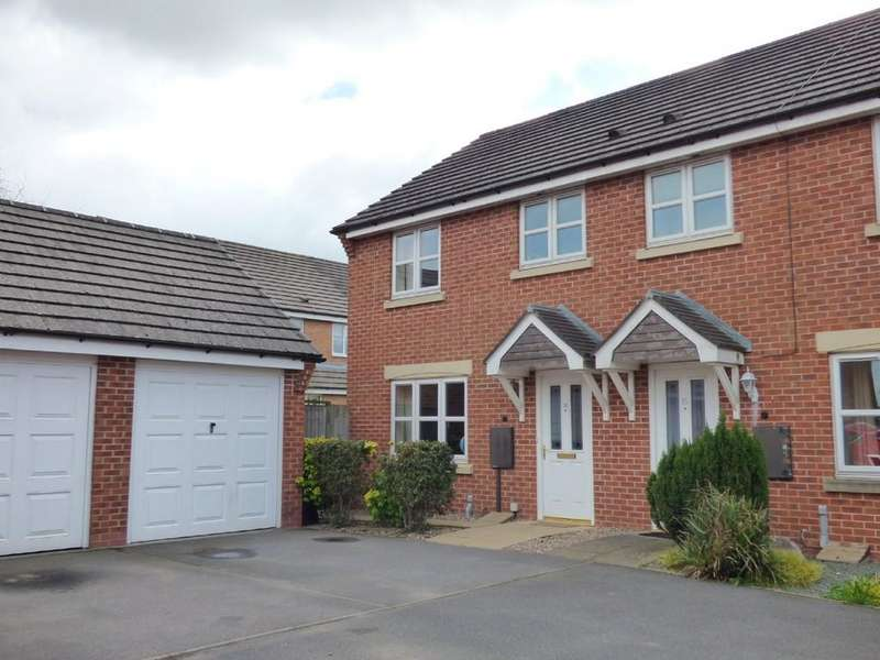 3 Bedrooms End Of Terrace House for sale in Handel Mews, Ashbourne