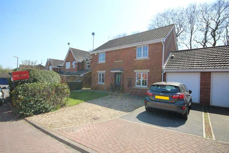 4 Bedrooms Link Detached House for sale in Yeoman Drive, Beverley, HU17