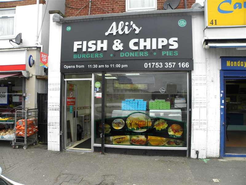 Commercial Property for sale in Stoke Road, Slough