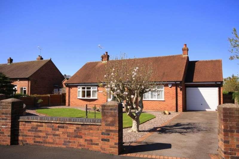 2 Bedrooms Detached Bungalow for sale in Princess Close, Wistaston, Crewe, CW2